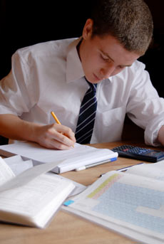 Maths Tuition offered at a range of levels